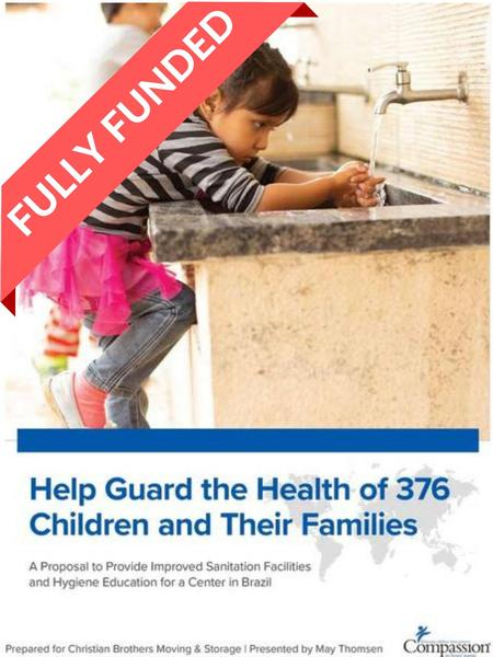 Help Guard the Health of 376 Children and Their Families