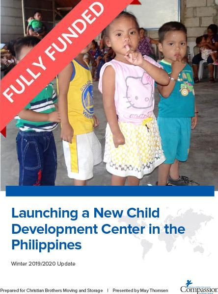 Launching a New Child Development Center in the Philippines